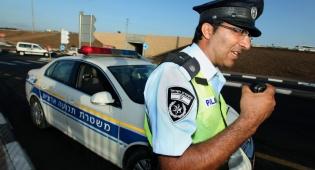 """אילוסטרציה, למצולם אין קשר לכתבה - הציע שוחד לשוטר כדי לבטל דו""""ח והורשע"""
