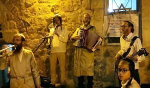 הכליזמרים בירושלים
