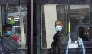 ירושלים: אכיפה מוגברת בתחבורה הציבורית