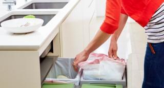 איך למנוע ריח רע מפח האשפה תוך 10 שניות