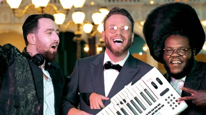 שוקי סלומון מארח את ניסים בלאק: שיר החתונות