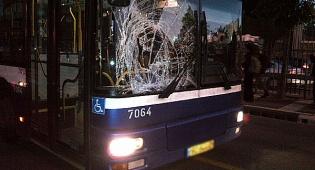תאונה בציר המוות - ציר המוות: אוטובוסים בנתיב הימני