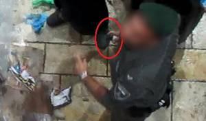 העונש הקל שקיבל השוטר שריסס גז במירון
