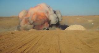 """פיצוץ מנהרה באימונים - צה""""ל מפוצץ את """"מנהרות חיזבאללה"""""""