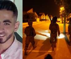 """המחבל עומר אל-עבד לצד פעילות כוחות צה""""ל בעקבות הטבח - המחבל כתב בפייסבוק: """"קחו נשק ותתנגדו"""""""