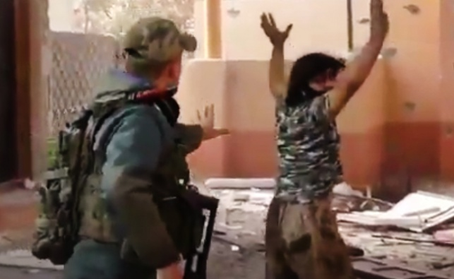 הקרב הפסיכולוגי של מחבלי דאעש והכורדים
