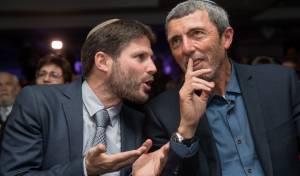 סמוטריץ נגד פרץ: פוליטיקאי קטן ואגואיסט