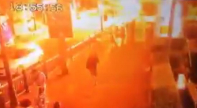 רגע הפיצוץ