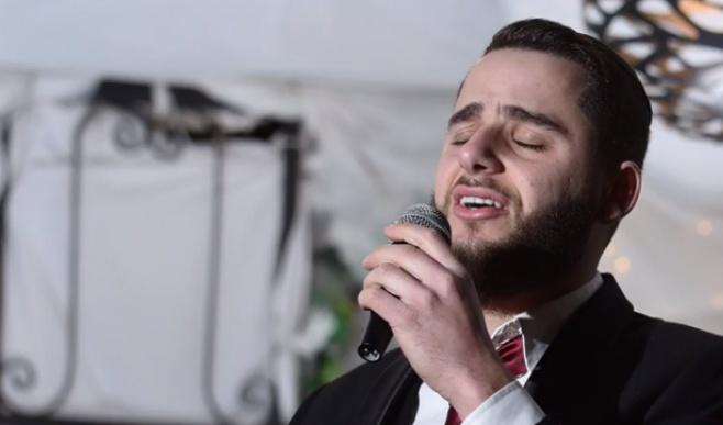 שמעון אליעד בביצוע מחודש: ברכת כהנים
