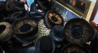 """תיעוד מיוחד: הרבי מויז'ניץ בציון הרשב""""י"""