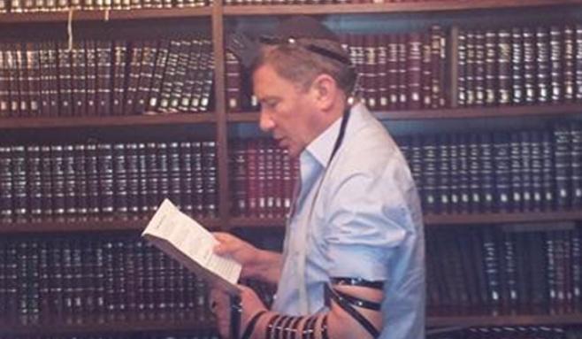 שוב: דנקנר ב-770, והפעם בישראל