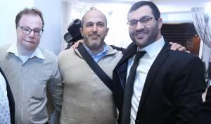 יונתן יוסף, אריה קינג ודב קלמונביץ