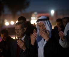 המוסלמים התפללו בסמוך לשער האריות
