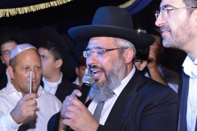 הרב ישראל מאיר ביטון