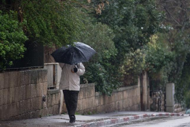 התחזית: רגיעה בגשמים; בסוף השבוע - גשום