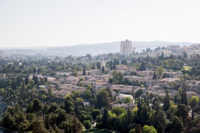 משכנות שאננים בירושלים