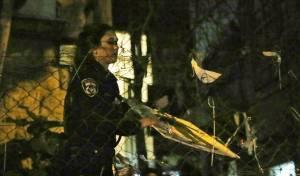 הסרת שלט נגד חיילים בירושלים, הערב