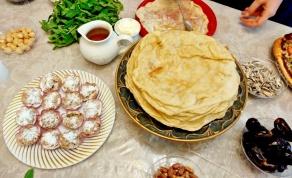 שולחן מימונה אורגינלי - 5 המאכלים שיעשו לכם את שולחן המימונה