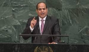 נשיא מצרים, א' סיסי