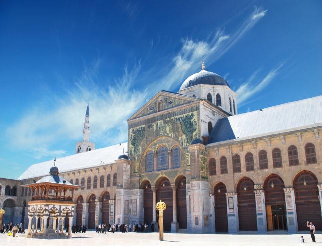 המסגד הגדול של דמשק