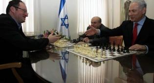 סגן אלוף העולם בוריס גלפנד משחק עם נתניהו - סעודיה תאשר כניסת ישראלים לשחמט?