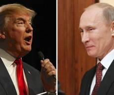 פוטין וטראמפ - רוסיה לטראמפ: לא נחזיר את חצי האי קרים