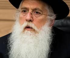 סגן השר מאיר פרוש - פרוש תוקף: 'הנשיא היהודי לא מבין מה שהנשיא הגוי הבין'