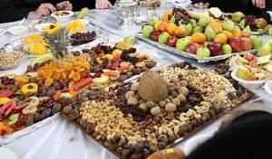 """מיוחד: סדר הברכות בשולחן ט""""ו בשבט. צפו"""