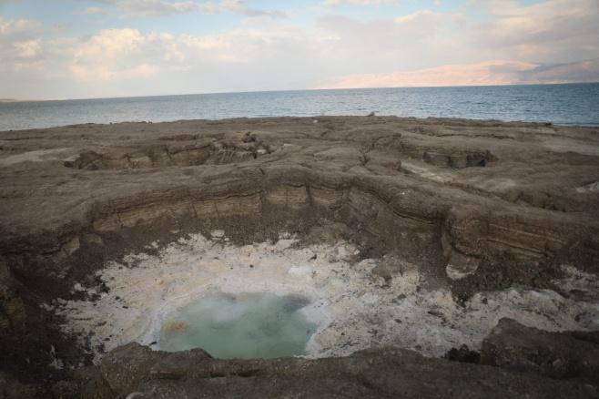 הנמוך בעולם: ים המלח - בתיעוד מרהיב