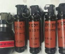 חלק מהציוד שנגנב - חייל מגדוד 'נצח יהודה' מואשם בגניבת נשק
