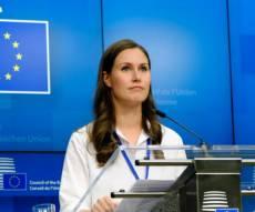 פינלנד: ראש הממשלה הצעירה בעולם, בת 34