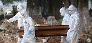 קבורה השבוע בברזיל