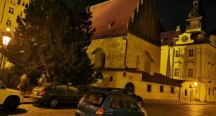 """האלטוני שול, בית הכנסת של המהר""""ל מפראג"""