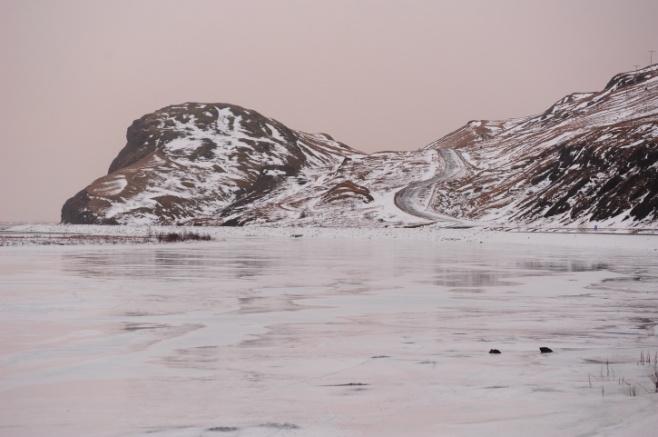 טיול דרך המצלמה לנופי הקרח של איסלנד