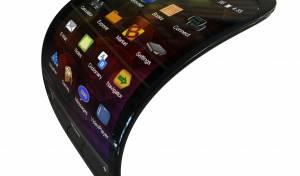 היעד הבא של סמסונג: פלאפון חכם וגמיש מאוד