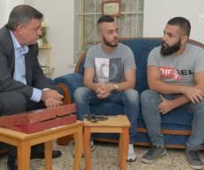 גבאי: התוקפים הם לא עם ישראל • תיעוד