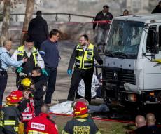זירת הפיגוע - כך הגיב מרן הרב קנייבסקי לפיגוע בירושלים