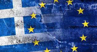 דגלי האיחוד ויוון