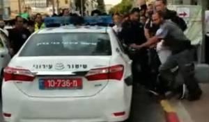 הנער שהוכה בידי שוטרים - שוחרר ממעצר