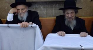 הגאונים רבי דב לנדו ורבי משה הלל הירש