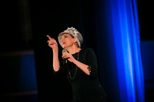 הרבנית ימימה תשתתף בכנס אחת מול כולם