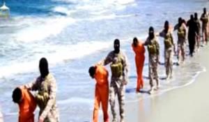 דאעש הוציא להורג עשרות נוצרים