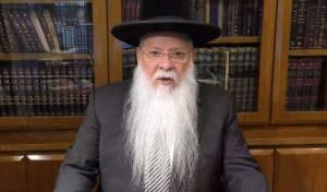 הרב מרדכי מלכא על פרשת שלח לך • צפו