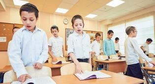 פריחה אדירה בתי הספר היהודיים ברוסיה