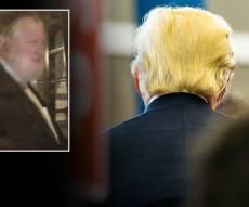 טראמפ ברח מהעסק שלו. בקטן: לייב וולדמן, החשוד מפרשת בית שמש - היזם החרדי החשוד בשחיתות והקשר שלו לדונלד טראמפ