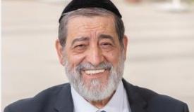 הרב הראשי ליהודי סוריה ולבנון הלך לעולמו
