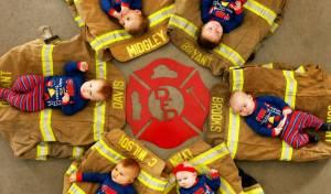 כבאים? לוחמי אש? תינוקות ממיסי לב