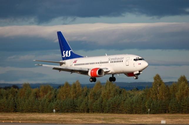 SAS חברת תעופה סאס סקנדינביה