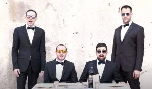להקת 'ביטדוס' במחרוזת ווקאלי לחג הפסח