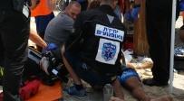 זירת האירוע - להציל את המציל: המציל נפצע אנוש ונפטר